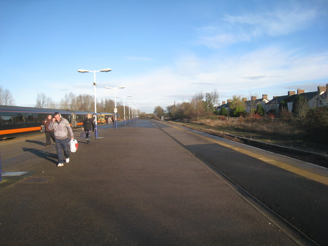 Eaglescliffe station