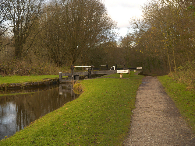 Peak Forest Canal, Lock#4