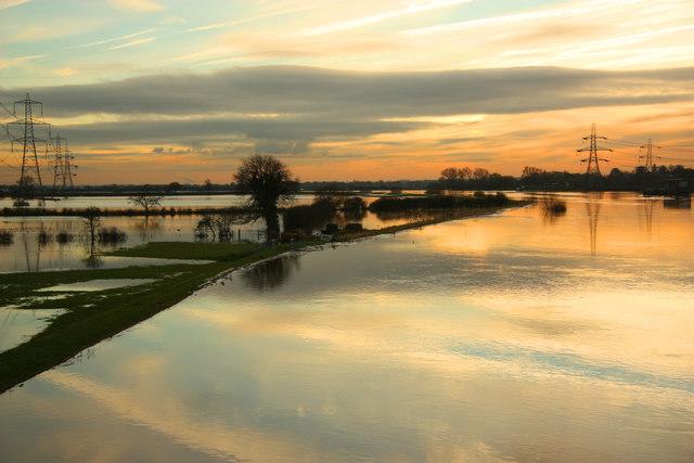 Trent floods
