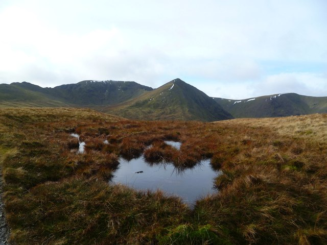 Small Tarn, Birkhouse Moor