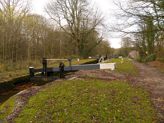 Peak Forest Canal, Lock#2