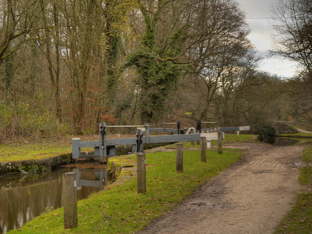 Peak Forest Canal, Lock#1
