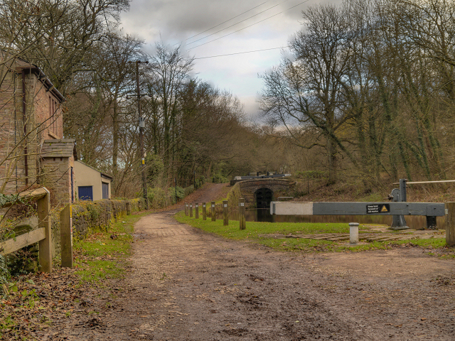 Marple Locks, Peak Forest Canal