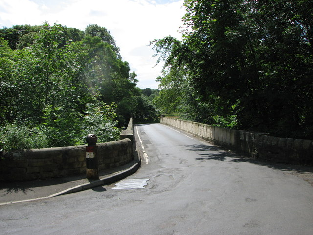 Lowford Bridge
