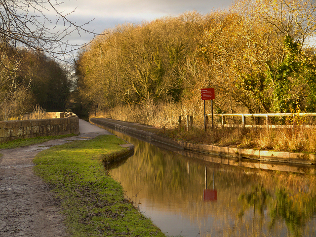 Peak Forest Canal, Marple Aqueduct
