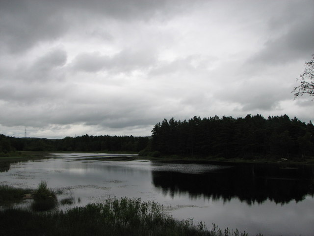 Lakes near Cragside House