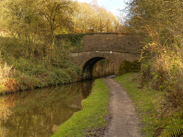 Peak Forest Canal, Bridge#15 (Rosehill Cutting)