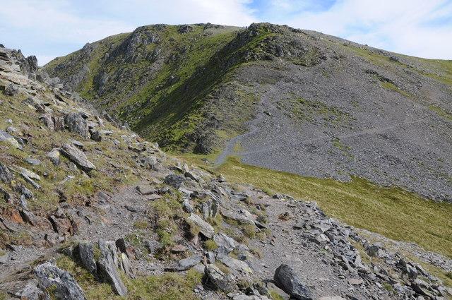View to Carnedd Llewelyn