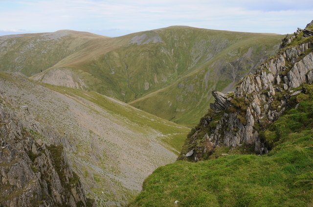 View to Foel Grach