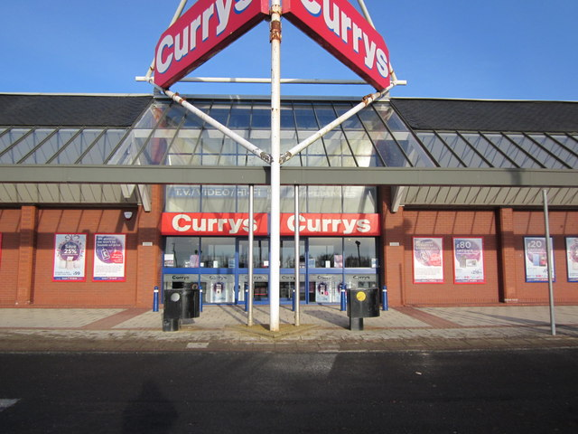 Currys, Heathfield Estate