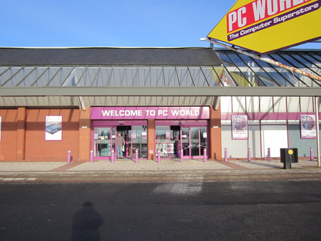 P C World, Heathfield Estate