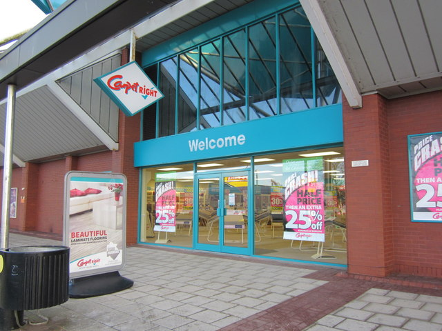 CarpetRight, Heathfield Estate