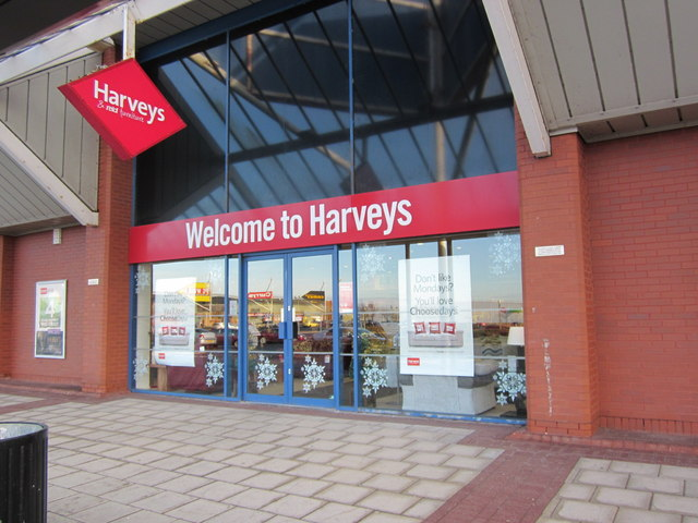 Harveys, Heathfield Estate