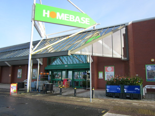 Homebase, Heathfield Estate