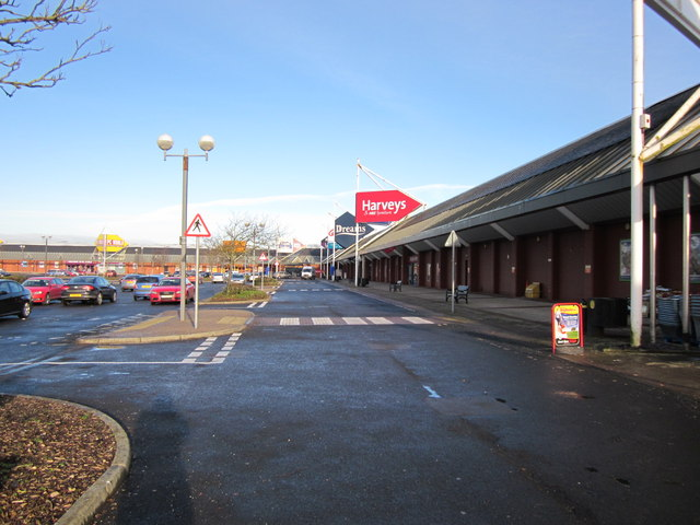 Heathfield Retail Park