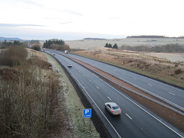 A9, Dunblane