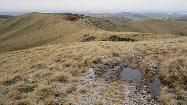 Path on Windy Gyle