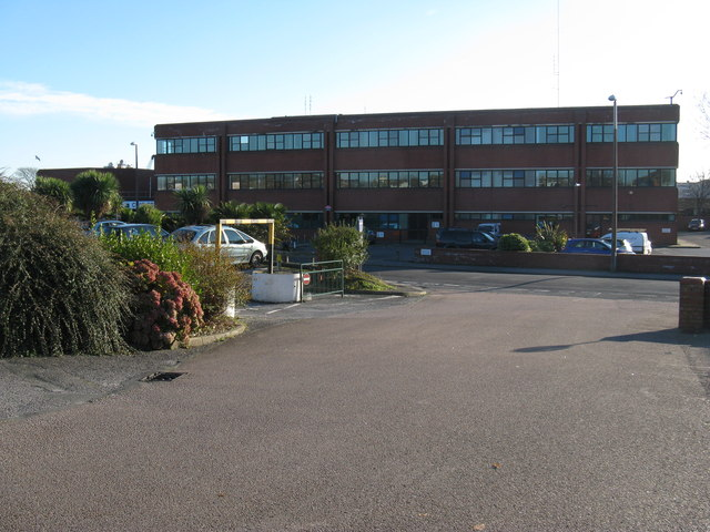 Adur Council Offices in Ham Road