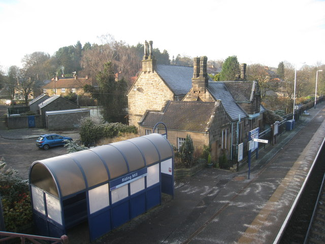 Riding Mill Station