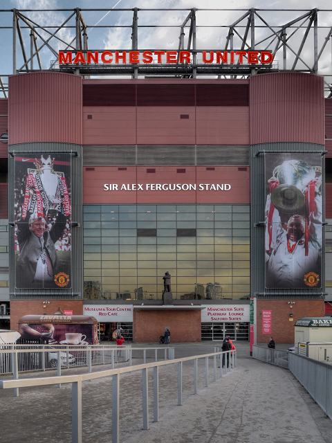 Sir Alex Ferguson Stand, Old Trafford