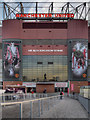SJ8096 : Sir Alex Ferguson Stand, Old Trafford by David Dixon