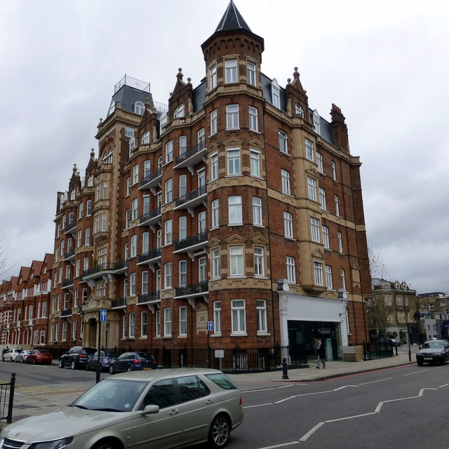 Langham Mansions Earls Court