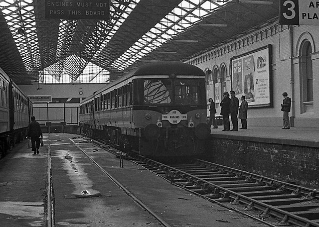 Train At Connolly Station 3 169 The Carlisle Kid Cc By