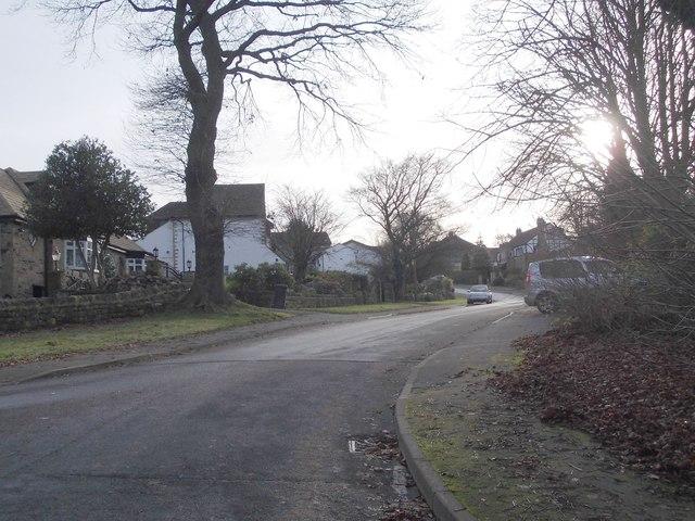 Creskeld Crescent - Creskeld Drive