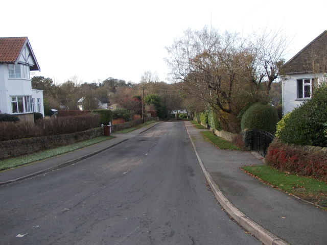 Creskeld Drive - Creskeld Lane