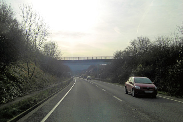 A31 footbridge