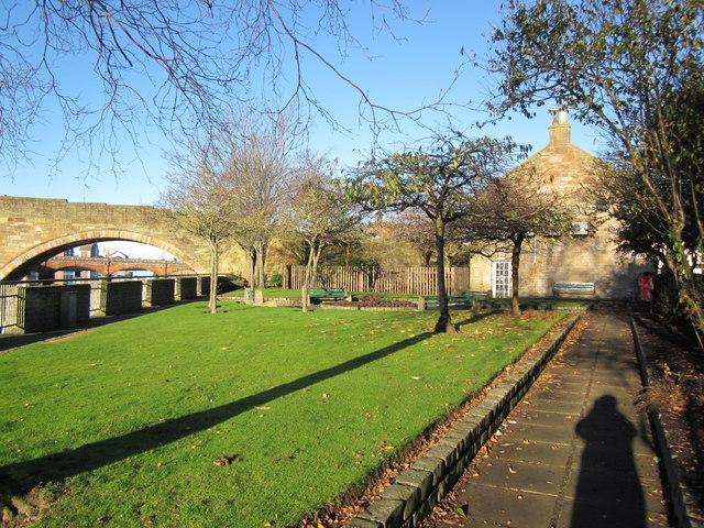 Riverside Garden, Ayr