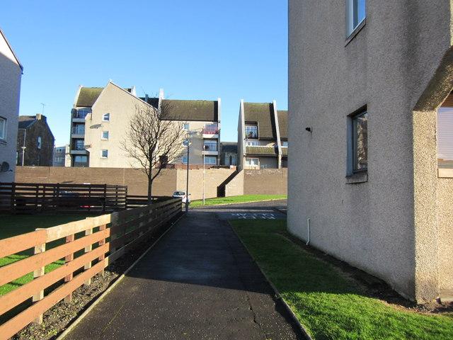 Strathayr Place, Ayr