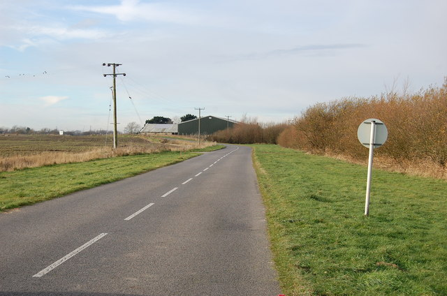 Lydd Airport Road