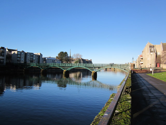 Turner's Footbridge, Ayr