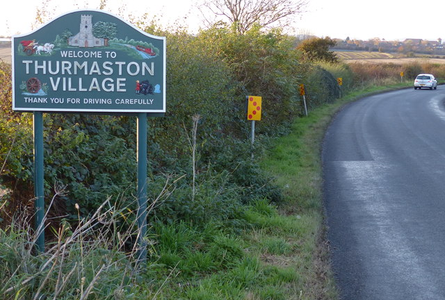 Welcome to Thurmaston Village