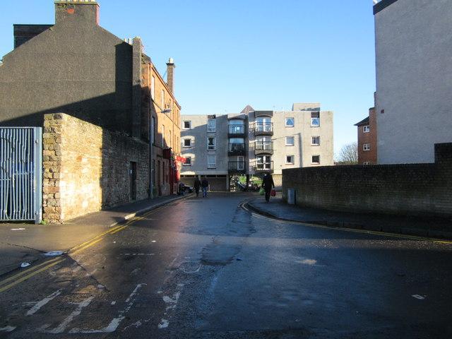 Mill Street, Ayr