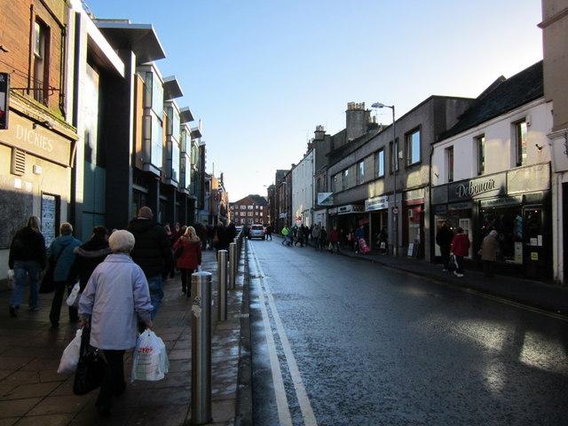 Kyle Street, Ayr