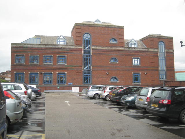 Civic Centre car park