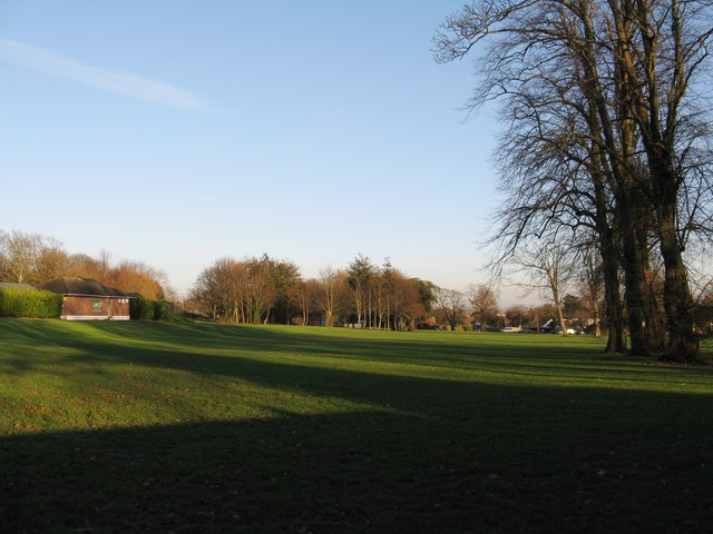 Lancing Manor Park North Lancing
