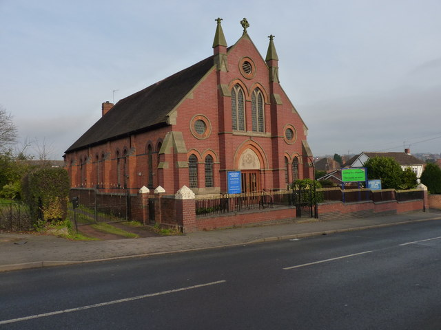 Gornalwood Methodist Church, Himley Road