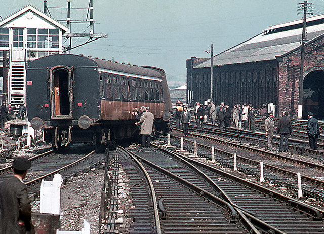 Accident At Connolly 1971 1 169 The Carlisle Kid Cc By