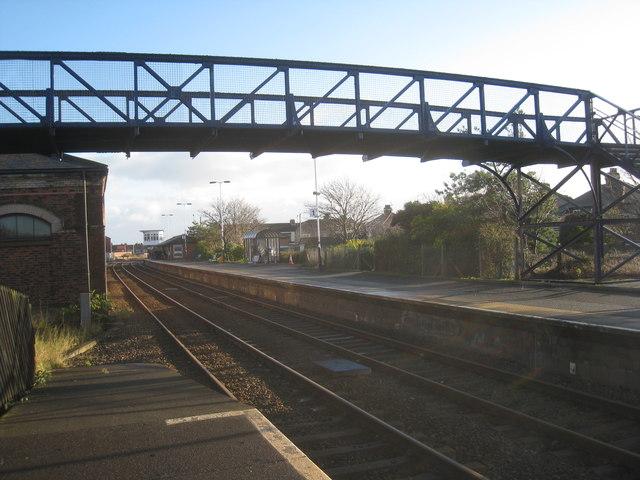 Redcar Central Station