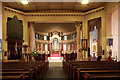 TQ2873 : St Mary &amp; St John, Balham - East end by John Salmon