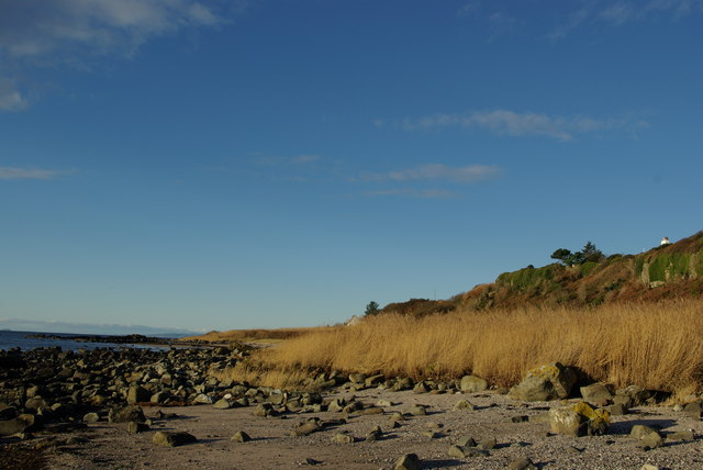 Coastline at Kildonan