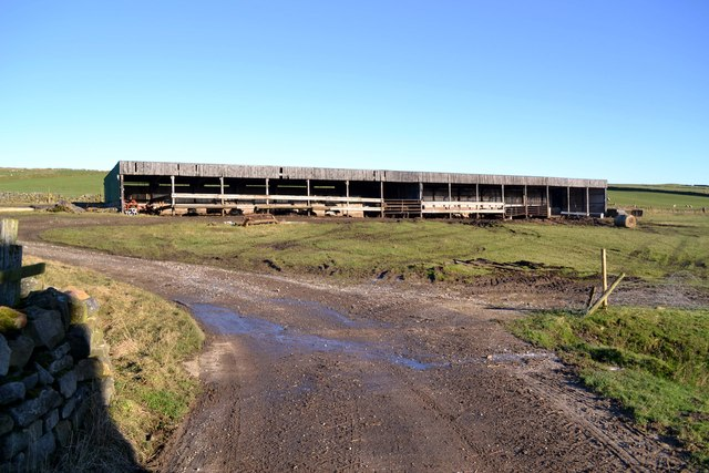Top Moorside Farm, Askwith