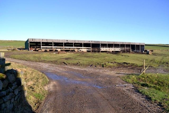 Top Moorside Farm, Askwith