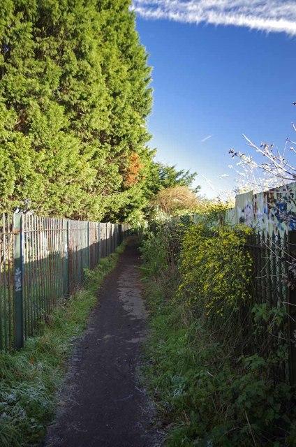 Footpath 153