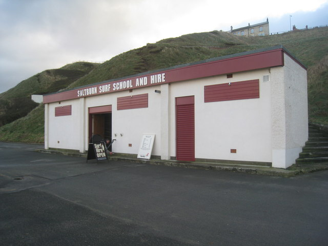 Saltburn Surf School and Hire