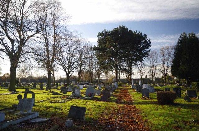 Crow Lane Cemetery Romford
