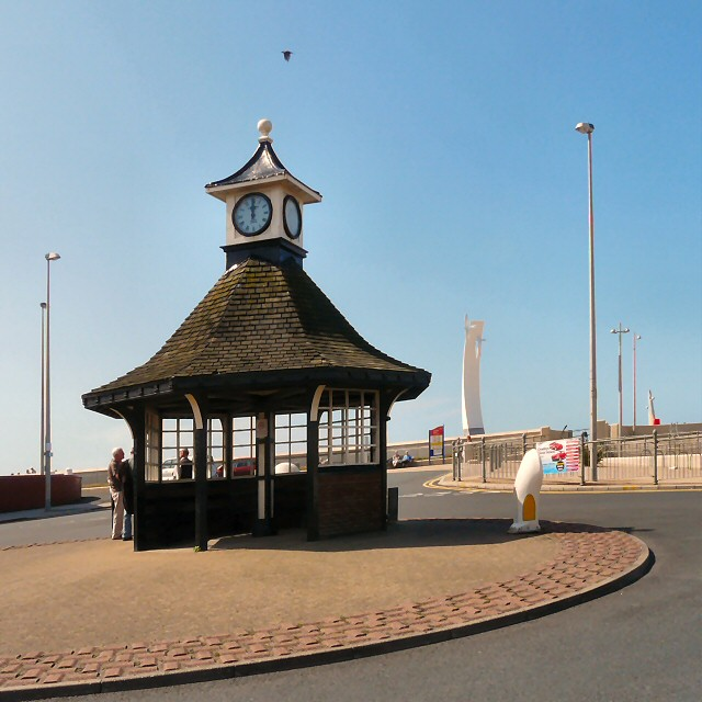 Clock Tower Shelter